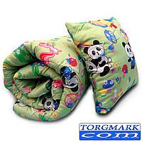 """Одеяло детское с подушкой """"Ваш Сон"""" (110 х 140 см), фото 1"""
