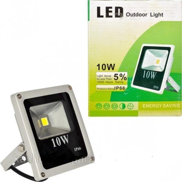 Фонарь-прожектор LED Outdoor Light 10W - уличное освещение