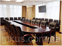 Стол конференционный Мукс Палисандр YFT106A (6000мм)