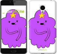 "Чехол на Meizu M3 Принцесса Пупырка. Adventure Time. Lumpy Space Princess v2 ""1221c-272-4074"""