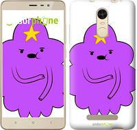 """Чехол на Xiaomi Redmi Note 3 pro Принцесса Пупырка. Adventure Time. Lumpy Space Princess v2 """"1221c-335-4074"""""""