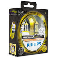 Philips ColorVision (+60% света) - Лампочки автомобильные