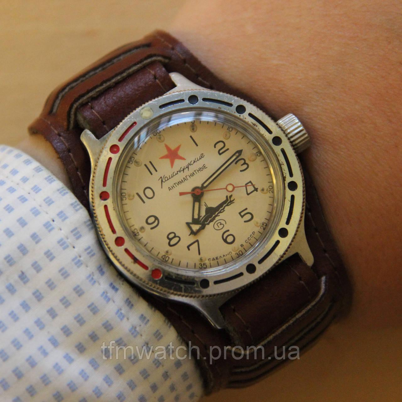 Купить командирские наручные часы ссср купить часы саваж в интернет