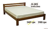 Кровать из дерева Распродажа