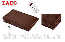 Электрическое одеяло AEG (130x180см) Германия (Оригинал)