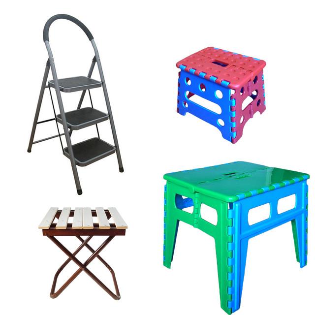 Столы, стулья, стремянки