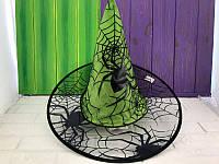 """Шляпа Ведьмы """"Паук"""", колпак - аксессуар для вашего образа"""