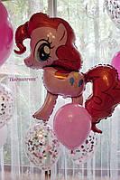 Маленька Поні та гел.кульки