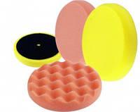Паролоновые круги для полировки под липучку