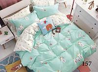 Комплект постельного белья сатин-твил Happy Day