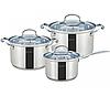 Набор посуды Rainstahl RS 1616-06 6 пр.