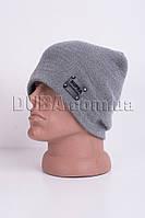 Мужская шапка Код шмж104, фото 1