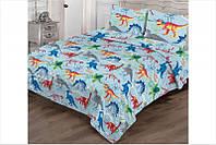 Zastelli Детское покрывало Динозавры 145*205 см