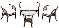 Комплект ротанговой мебели BAHAMA EXCLUSIVE CHOCO
