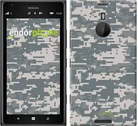 """Чехол на Nokia Lumia 1520 Камуфляж """"1085u-314-4074"""""""