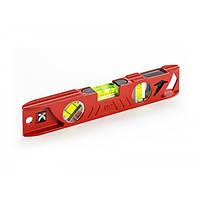Карманный 25-сантиметровый уровень в литом корпусе Kapro 923 Cast ToolBox Level 10″ (25cm)