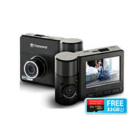 Transcend DrivePro 520 Автомобильный видеорегистратор