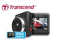 Transcend DrivePro 200 Автомобильный видеорегистратор