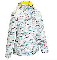 Куртка женская лыжная Wed'ze Free 300