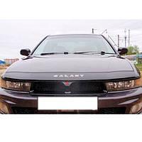 """VipTuning Mitsubishi Galant VIII '96-03 Дефлектор капота """"мухобойка"""""""