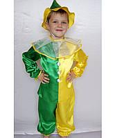 Дитячий карнавальний костюм для хлопчика Петрушка№2, фото 1