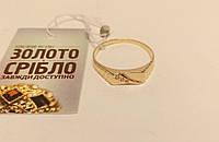Печатка, золото 585, вес 2.78 грамм, размер 20.
