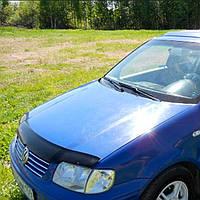 "VipTuning Volkswagen Polo III '99-01 Дефлектор капота ""мухобойка"""
