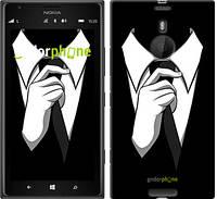 "Чехол на Nokia Lumia 1520 Галстук ""2975u-314-4074"""
