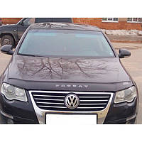 "VipTuning Volkswagen Passat B6 '05-10 Дефлектор капота ""мухобойка"""