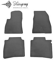 Nissan Sentra 2015- Комплект из 4-х ковриков Черный в салон. Доставка по всей Украине. Оплата при получении