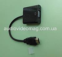 Переходник - конвертер HDMI - VGA
