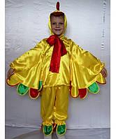 Детский карнавальный костюм для мальчика Петух №3, фото 1