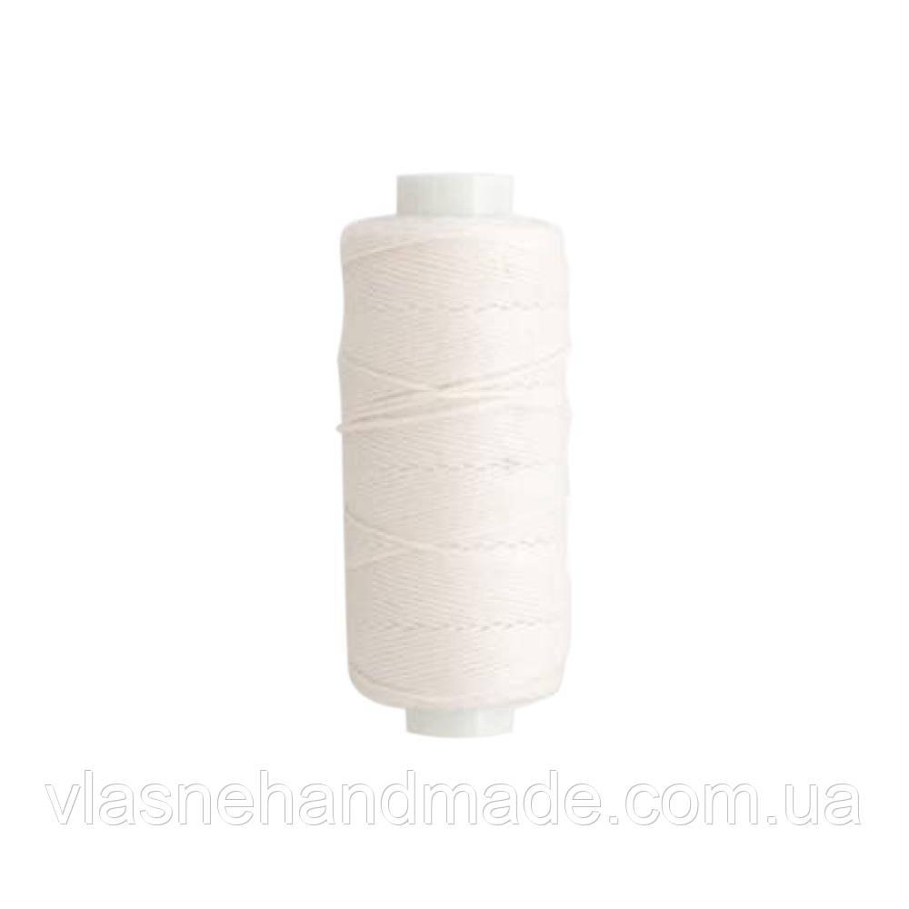 Нитка - WeRMK - Stitch Happy - White - 100yd