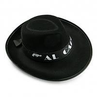 Шляпа Мужская Аль Капоне