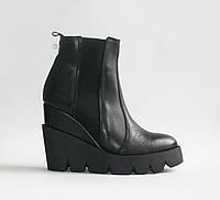 Женские ботинки Daniela Dolci оригинал Италия натуральная кожа 36