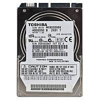 """HDD 2.5"""" SATA   80GB Toshiba 5400rpm 8MB (MK8032GSX) гар. 12 мес."""