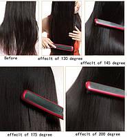 Электрическая расческа-выпрямитель KD-388 Hair Straightener