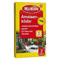 Rubin  Ameisenköder - Приманка для муравьев 2 шт.