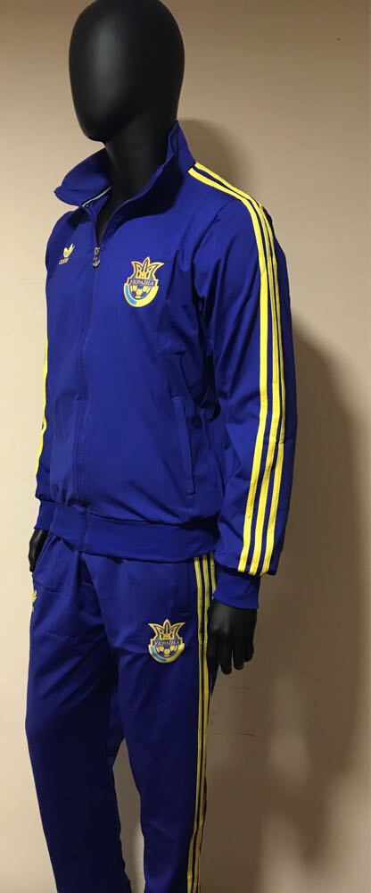 ac6d8141 Спортивный костюм Адидас сборная Украины - Интернет-магазин