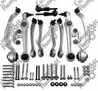 Комплект рычагов подвески передний AUDI  A4, SKODA  SUPERB, VW  PASSAT (3B2) кат№ LM 27421 пр-во: LEMFORDER