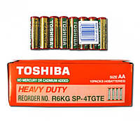 Батарейка Toshiba AA