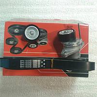 Комплект ремня генератора Duster 1.6 K016PK1823XS с кондиционером
