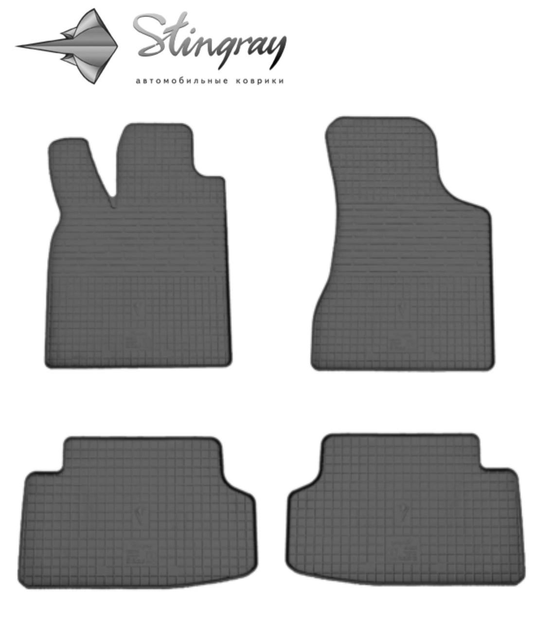 Seat Ibiza Mk2 1993-2002 Водительский коврик Черный в салон. Доставка по всей Украине. Оплата при получении