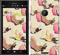 """Чехол на Nokia Lumia 1520 Физкультура бывает разная """"4036u-314-4074"""""""