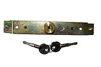 Замок для роллет ALUTECH (крест ключ)