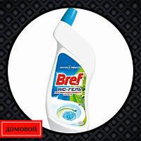 Средство для чистки унитаза Bref WC гель Хвоя 750 мл (50719273)