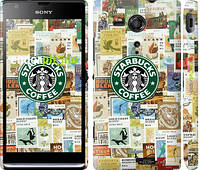 "Чехол на Sony Xperia SP M35H Starbucks v3 ""3092c-280-4074"""