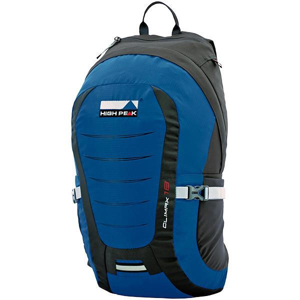Рюкзак High Peak Climax 18 (Blue/Dark gray)