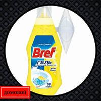 Средство для чистки унитаза Bref Дикий лимон 360 мл (50719177)