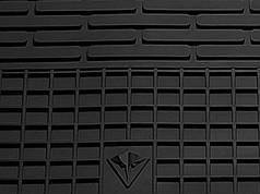Audi Q7 2015- Водительский коврик Черный в салон. Доставка по всей Украине. Оплата при получении